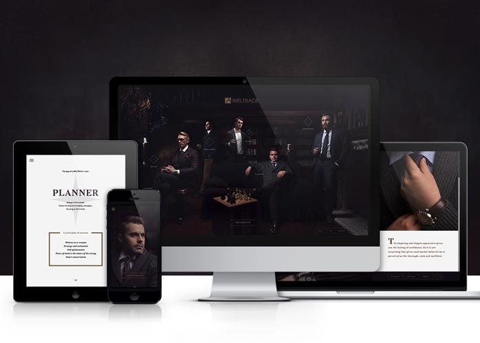 Bruin webdesign