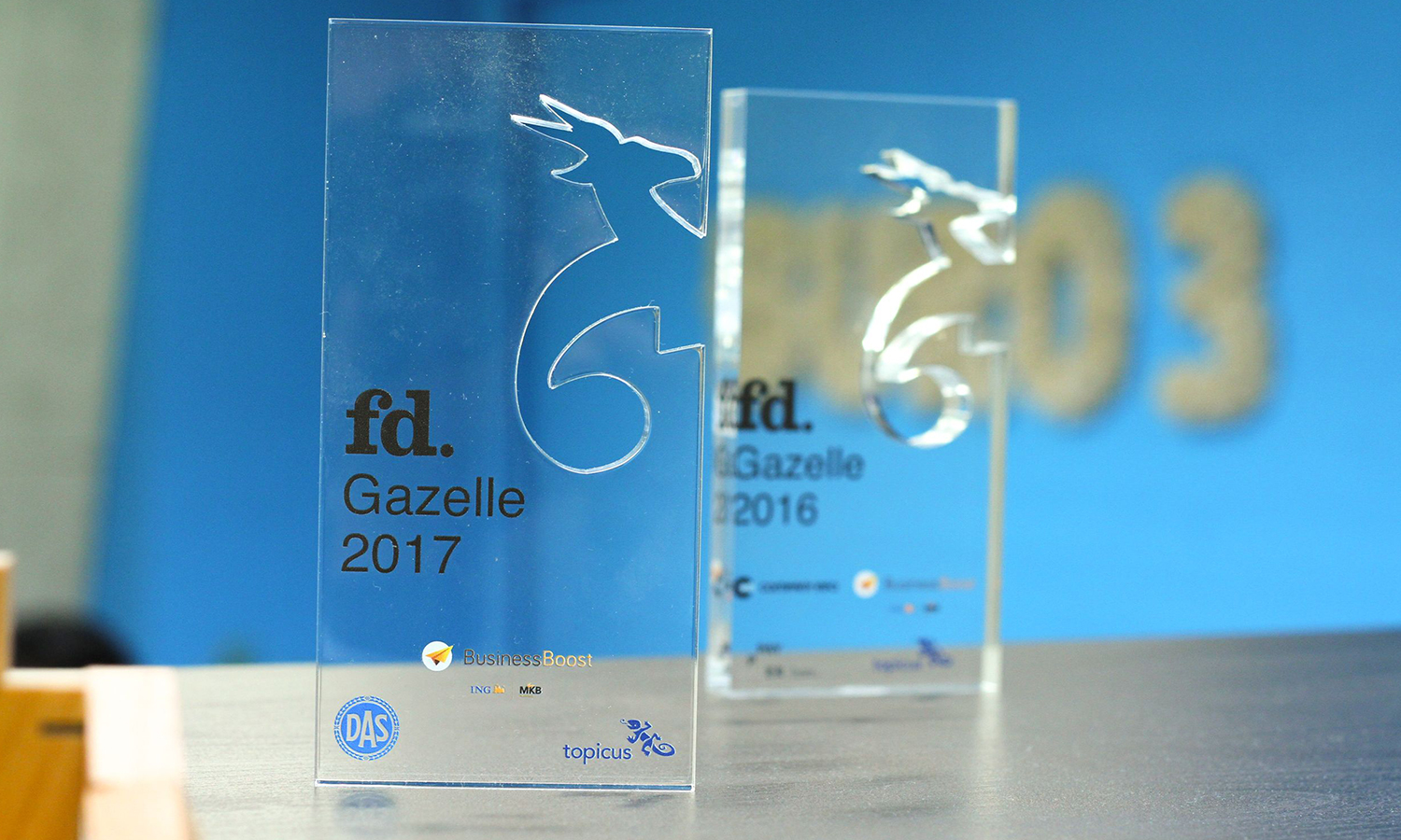 FD Gazelle Award 2017