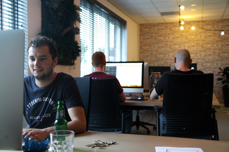 Hackathon Arno Mart Mike