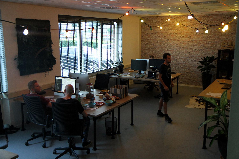 Hackathon Sfeerimpressie