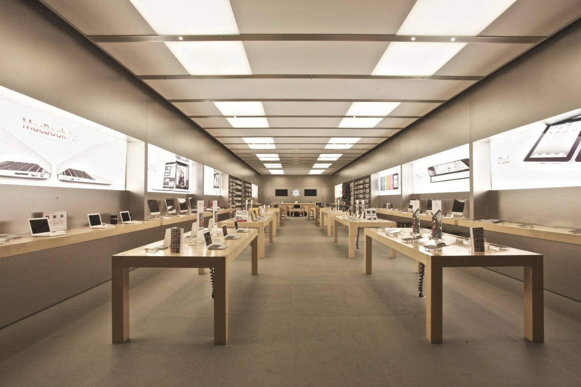 Ruimte Apple Store
