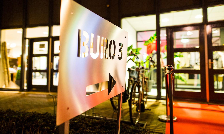 Opening Kantoor Buro 3 Deurne