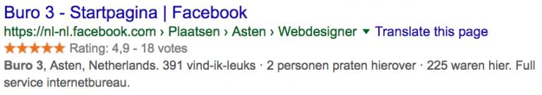 Google Ranking Buro 3