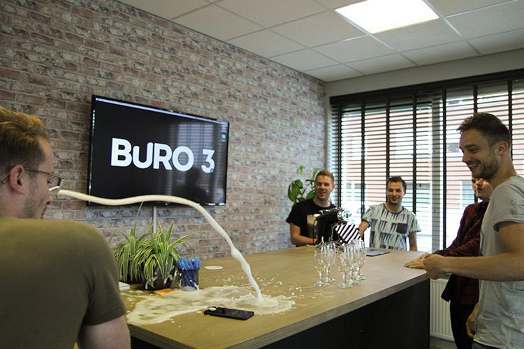 Buro 3 toast fail