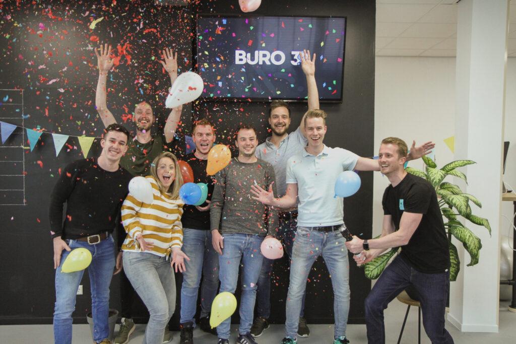 buro 3 digitaal marketingbureau bestaat 10 jaar